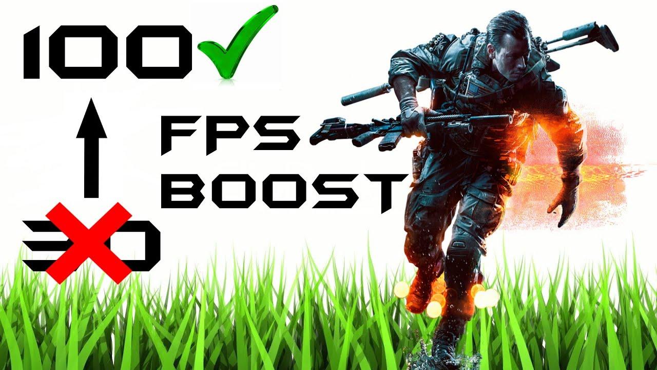 how to get higher fps in battlefield 4