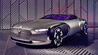 Renault Coupe C Concept 2015 Videos