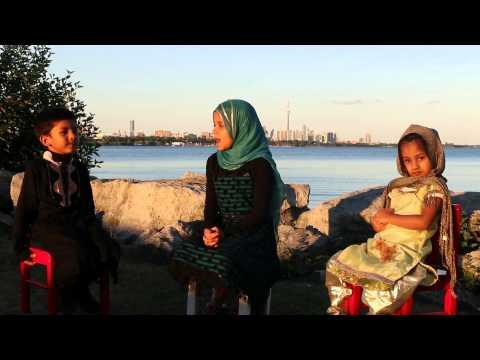 #QuranwithMaryam - Maryam is reciting Surah Al-Falaq (Episode#15)