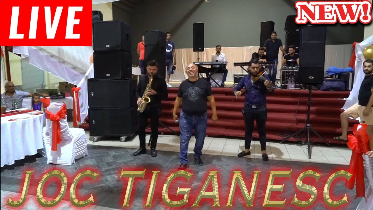 Nicolae Guta - Joc tiganesc NOU Live