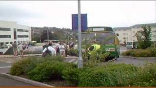 STROUD 10TH CLASSIC BUS RALLY ,SUNDAY JULY 4TH 2010.wmv