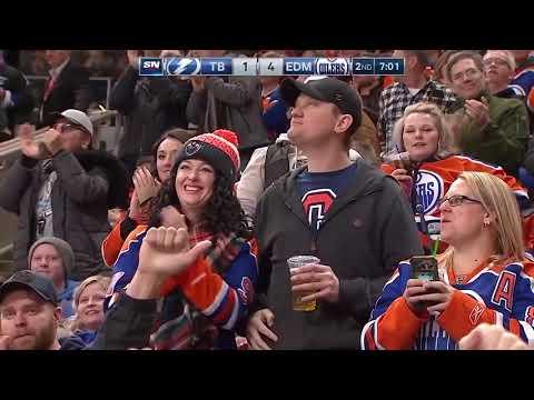 Обзор матча Tampa Bay Lightning vs Edmonton Oilers – Feb. 05, 2018