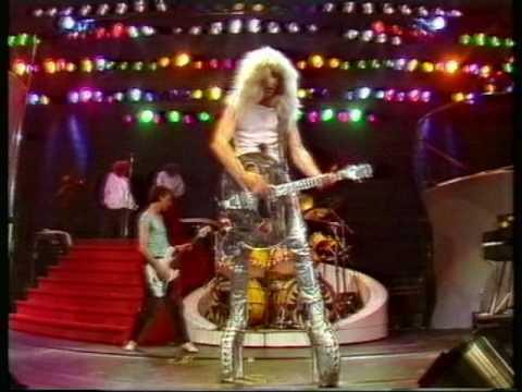 The Tubes White Punks live 1982