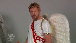 Release the Cupid - Liam Neeson's Cupid Audition