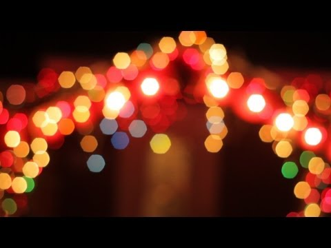 Free Xmas Wallpapers Animated Free Hd Fairy Lights Stock Video Footage Bokeh