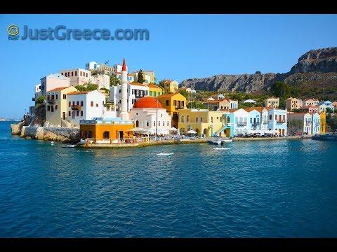 Kastelorizo Island - JustGreece.com