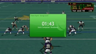 N64 Sports Weekday NFL QUARTERBACK CLUB 2001 Part 2