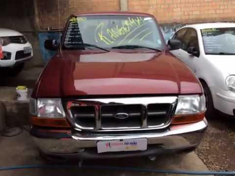 Ford Ranger 2 5 Xlt 4x4 Cd 2000 Carros Usados E Seminovos Tius