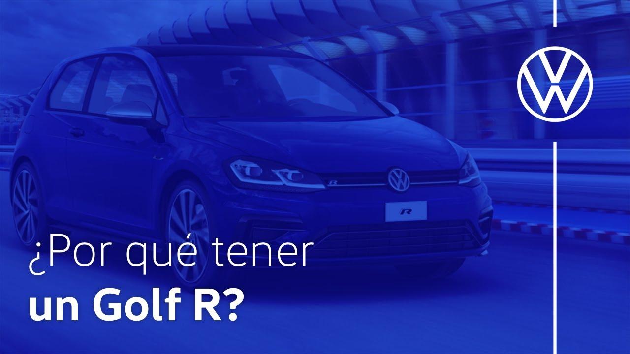Características de Golf R 2018 | Volkswagen México