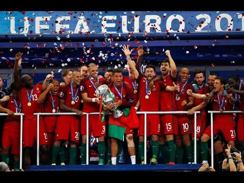 PORTUGAL 1-0 FRANCE | EDER WONDERGOAL WINS EUROS FOR PORTUGAL