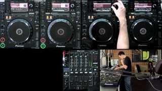 Laidback Luke - DJsounds Show 2011