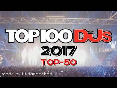 DJ MAG TOP 100 DJs of 2017 (#50 - #1) Mp3