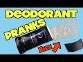 Deodorant Pranks You Must Try On Friends and Family - HOW TO PRANK | Nextraker
