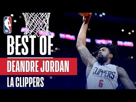 DeAndre Jordan's BEST Career Plays