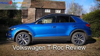 Volkswagen T-Roc 2018 Road Test & Review
