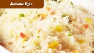 Jasmine Rice - Sanjeev Kapoor - Khana Khazana