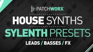John Carr Presents House Synths - Loopmasters Sylenth House Patches