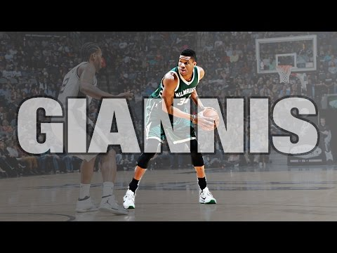 Giannis Antetokounmpo East All-Star Starter | 2017 Top 10
