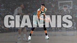 Giannis Antetokounmpo East All-Star Starter | 2017 Top 10