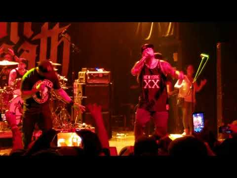 "POD, ""West Coast Rock Steady"", live w/Sen Dog of Cypress Hill, live@Gramercy Theatre NYC"