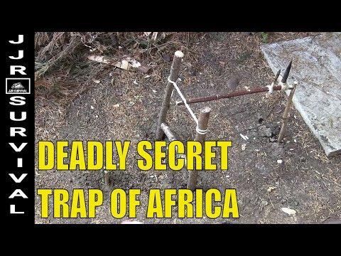 Survival Traps: Deadly Secret Trap Of Africa