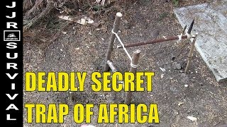 Survival Traps: Deadly Secret Trap Of Africa