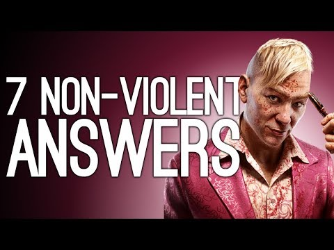 7 Times Violence Wasn't The Answer: Commenter Edition