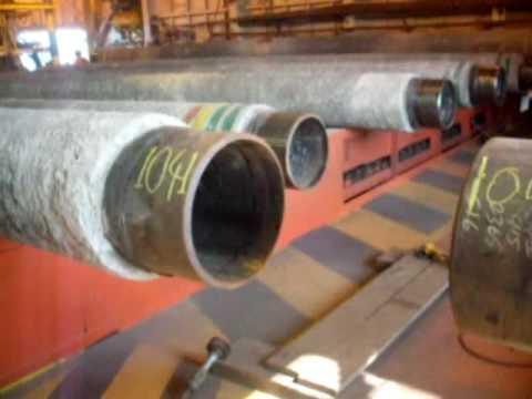 DLB 264 laying pipe in Mumbai high
