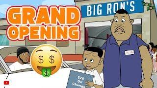 Grand Opening 🚗🤑💲