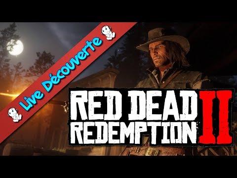 À la découverte de Red Dead Redemption II