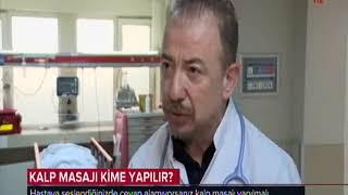 Trt Haber Muhabiri Fatma Demir Turgut'un Şişli Hamidiye Etfal Eah Acil Tıp Uzman