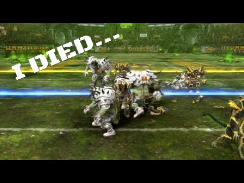Mutant Football League - dynasty mode (part  1) I died... |