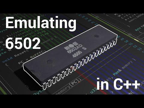 Emulating a CPU