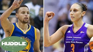 WNBA Stars Are Ready to Get Paid Like the Men; But Do They Deserve It? -The Huddle
