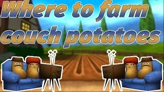 Wizard101: Where to Farm Couch Potatoes