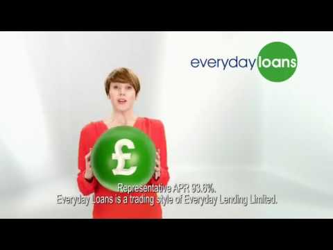 Everyday Loans TV Advertisement