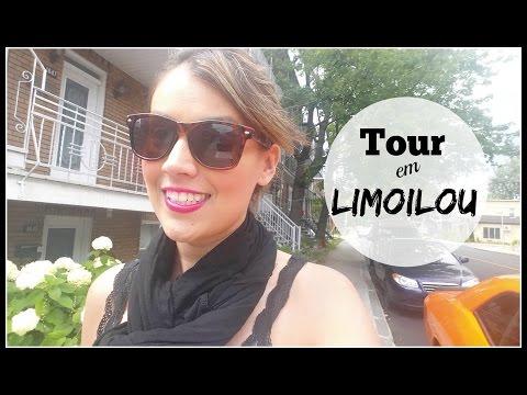 Tour no bairro de Limoilou (QC) #MariGodoyVlog