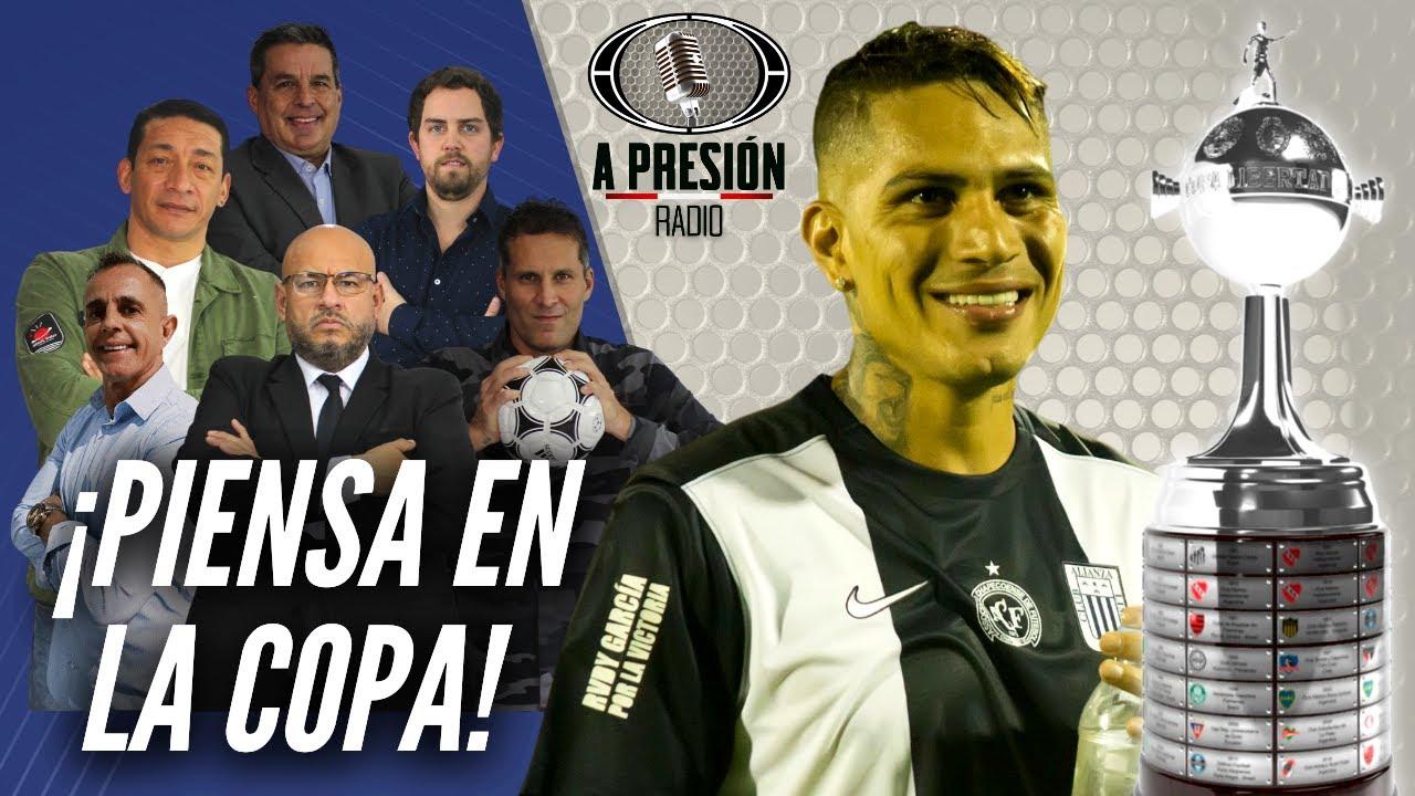 Download ¡PIENSA EN LA COPA! Paolo Guerrero cerca de Alianza Lima