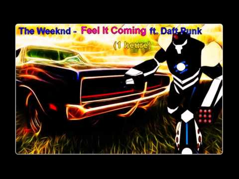 The Weeknd - I Feel It Coming ft. Daft...