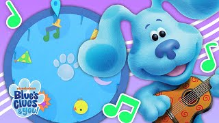 Spin Blue's Wheel of Music! 🎵 | Blue's Clues & You!