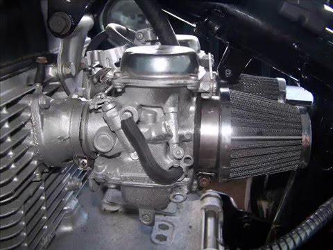 Honda Rebel 450 Bobber