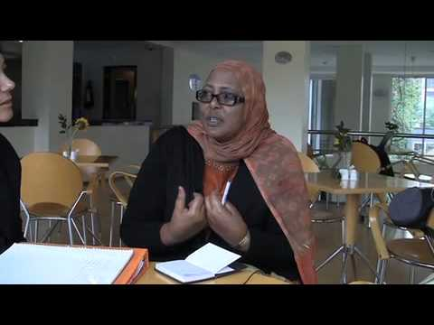 MADRE Meets With Hubbie Hussein Al-Haji of Womankind Kenya