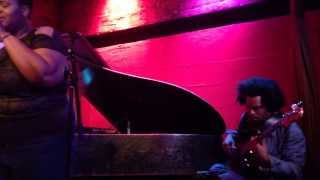 "Valerie Troutt ""Oily Staircase"" Sound of Peace, Rockwood Music Hall NYC"