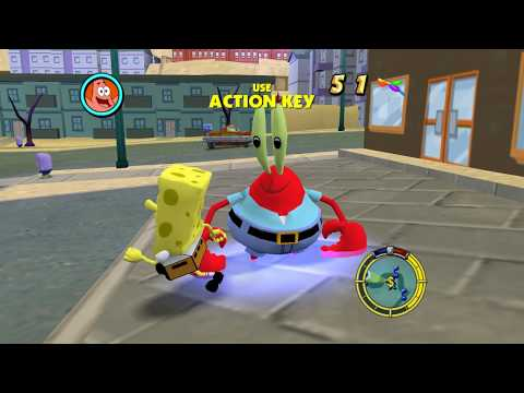 Spongebob Game Mod The Simpsons Hit And Run
