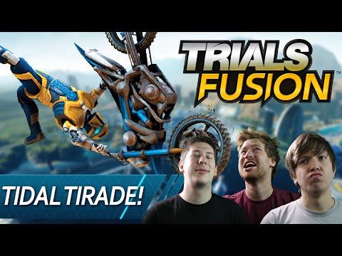 Trials Fusion - Tidal Tirade!