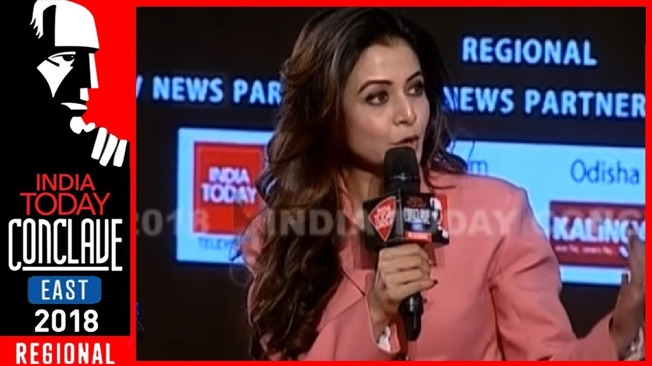 Koel Mallick Discusses Sexual Harassment In Bengali Film Industry | IT  Conclave East 2018