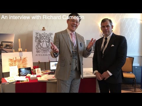 Interview with the amazing Richard Cameron lead architect for Atelier & Co at AREAA Luxury Summit