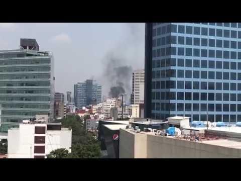 Terremoto CDMX 19 sep 2017 - Zona World Trade Center