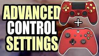 THE PROS AND CONS OF USING ADVANCED LOOK CONTROLS (APEX LEGENDS SETTINGS)