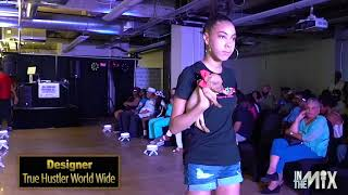 True Hustler fashion show 2019 with industry 11:11
